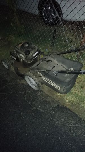Craftman lawn mower for parts for Sale in South El Monte, CA