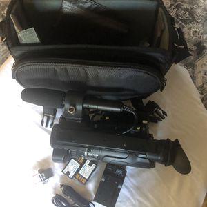 Jvc Camera for Sale in West Sacramento, CA