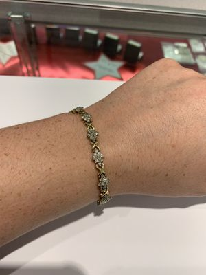 Diamond bracelet for Sale in Tyler, TX