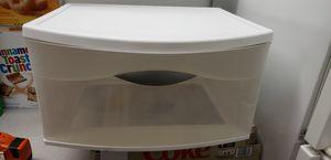 Sterilite plastic storage drawer for Sale in Renton, WA