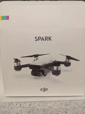 Dji Spark fly more combo for Sale in Rancho Cucamonga, CA