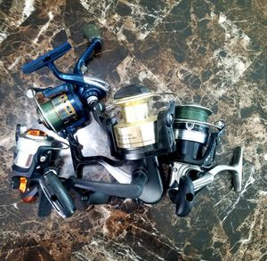 Fishing reels for Sale in San Marcos, CA