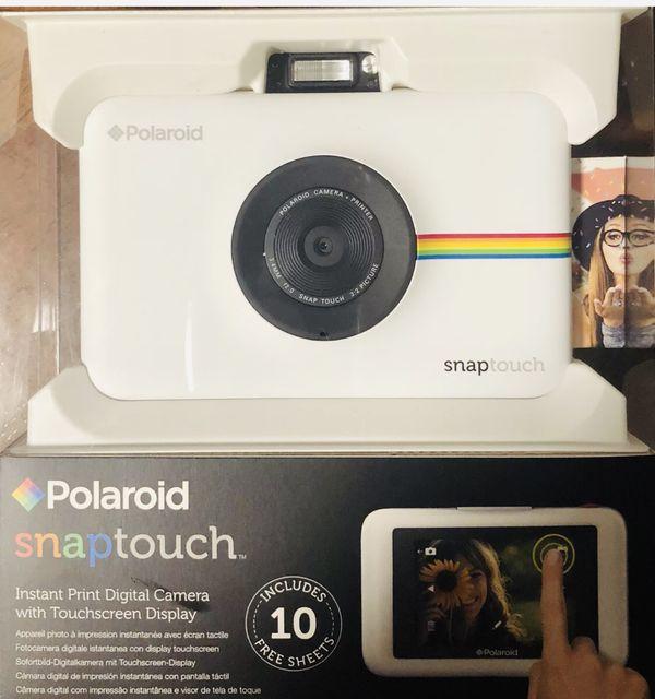 347e4148ff polaroid snap touch 13mp pantalla táctil de 3.5 Polaroid Snap Touch Instant  Print Digital Camera wt