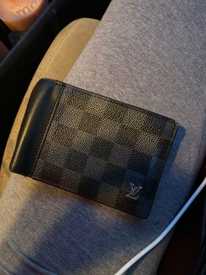 Authentic Louis Vuitton wallet for Sale in Modesto, CA