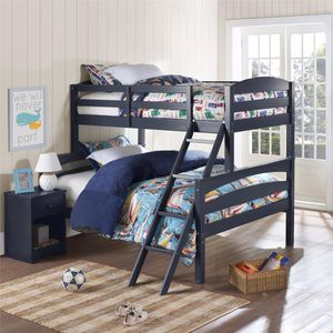 Twin over full bunk bed for Sale in Evanston, IL
