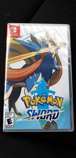Pokemon Nintendo switch for Sale in Tacoma, WA