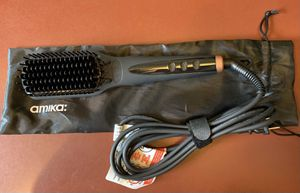 Smile Polished Perfection Heated Straightening Brush for Sale in Washington, DC