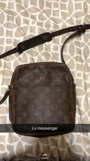 Louis Vuitton messenger bag for Sale in West Jordan, UT