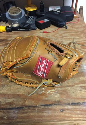 Brand new Rawlings left handed catchers glove with Mlb baseball! for Sale in NEW PRT RCHY, FL