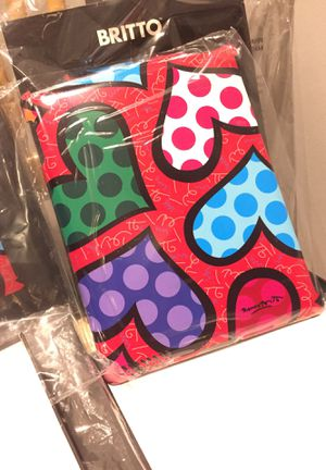 Premium Britto hard case for ipad 2 and new ipad for Sale in Hialeah, FL