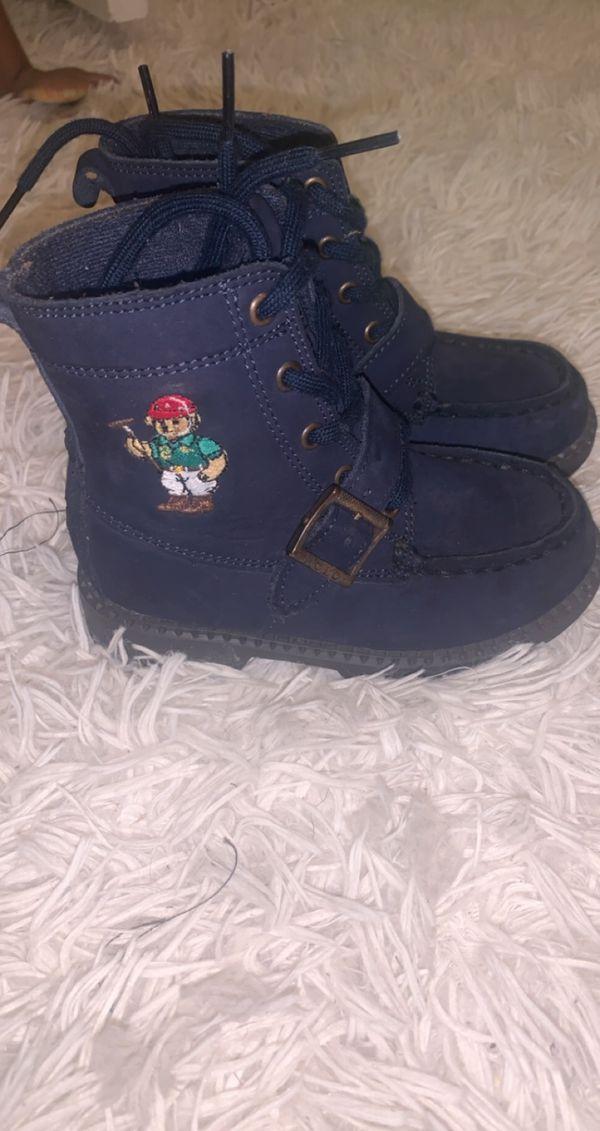 Ralph Lauren Polo Boots