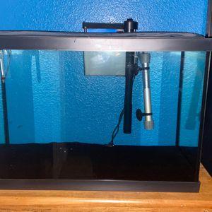 20 Gallon Fish Tank for Sale in Folsom, CA