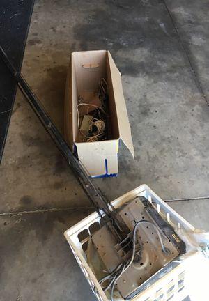 Garage door opener complete working for Sale in Medina, OH