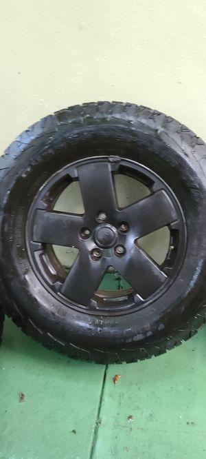 2010 jeep rims(5) 150 all 5 for Sale in Miami, FL