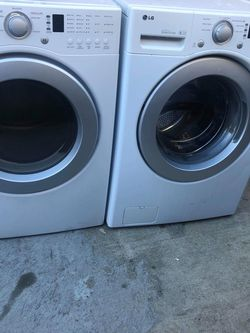 Washer And Dryer electrica for Sale in Fresno,  CA