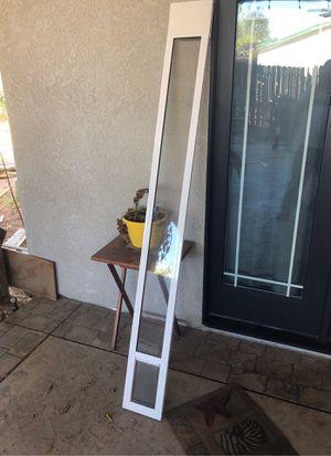 Cat door for sliding glass door for Sale in Citrus Heights, CA