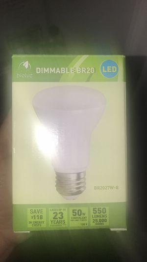 14 Dimmable LED lightbulbs for Sale in Manassas, VA