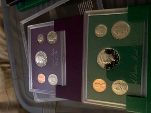 1986 1998 Proof Sets for Sale in Aberdeen, WA