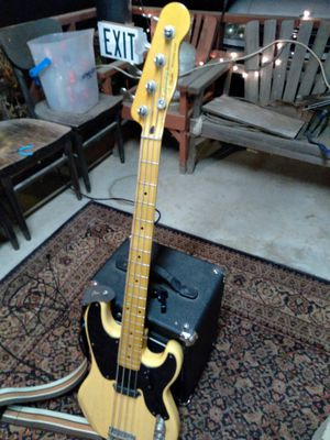Squier Classic Vibe 51 Precision Bass for Sale in Hemet, CA