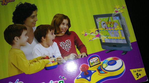 Learning kids tv game
