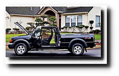 ֆ12OO 4WD 2003 Ford Ranger XLT 4WD for Sale in Pasadena,  CA