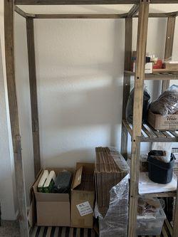 Wood Closet Organizer target for Sale in Denver,  CO