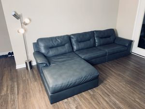 Leather Sectional Couch for Sale in Louisville, KY