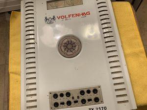 Volfenhag ZX7170 4 Channel 1200watt Amplifier. for Sale in Tucson, AZ