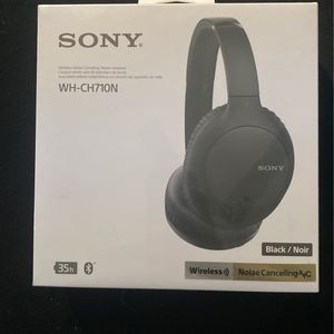 sony Wireless headphones Noise cancellation for Sale in Los Angeles, CA