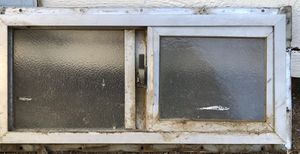 Vintage Travel trailer window for Sale in Perris, CA