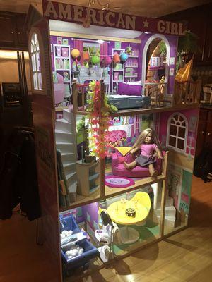 American Girl Doll 5 1/2 Feet Tall for Sale in Pawtucket, RI