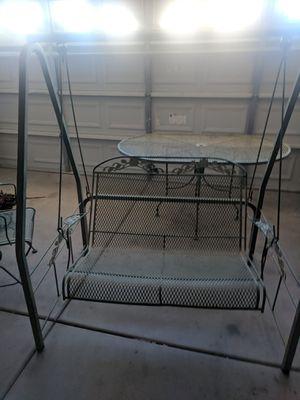 Patio furniture for Sale in Glendale, AZ