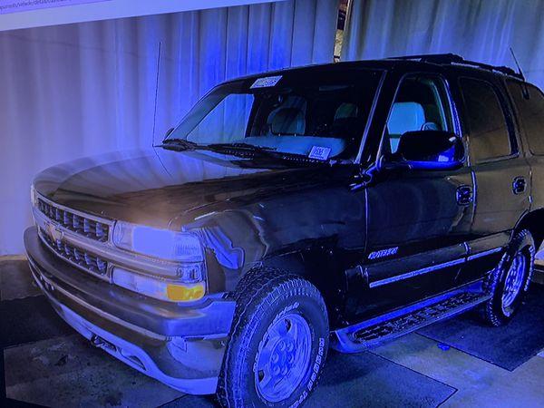 2001 Chevy Tahoe