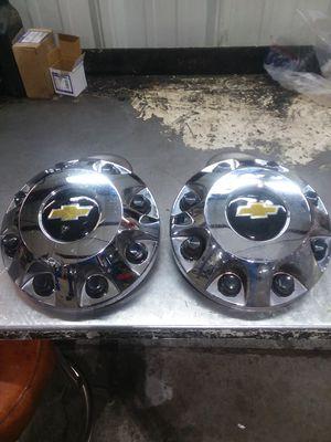 Chevy hub caps for Sale in Cheyenne, WY