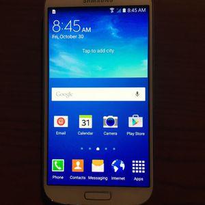 Samsung Galaxy S4 for Sale in Glendale, AZ