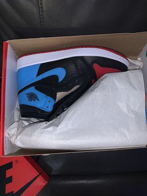 Jordan 1 unc to Chicago size 10 in women/size 8.5 in men for Sale in Houston, TX