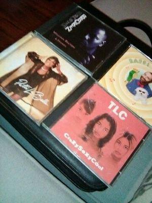 4 CD'S FOR SALE for Sale in Rialto, CA