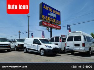 2017 Ford Transit Connect Van for Sale in Houston, TX