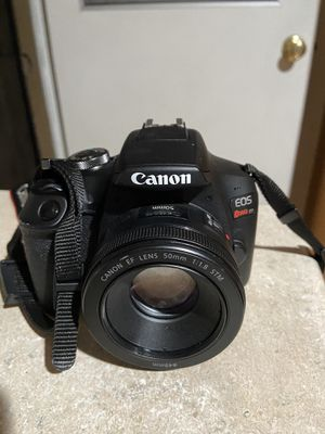 Canon rebel t7 for Sale in Buena Park, CA