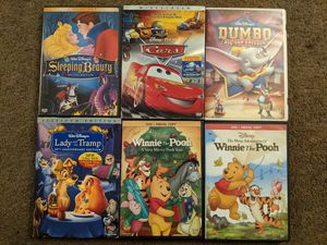 Disney and more DVDs for Sale in West Covina, CA