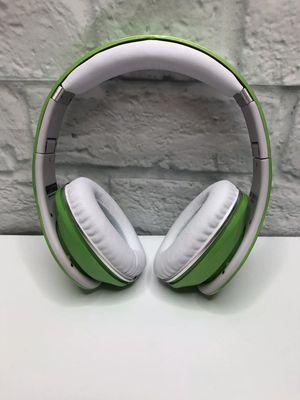 Rare Limited Edition Original Beats by Dre Studio Headphones Green for Sale in Sarasota, FL