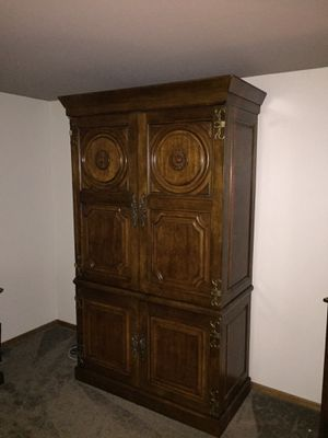 Armoire by Century for Sale in Apple Valley, MN