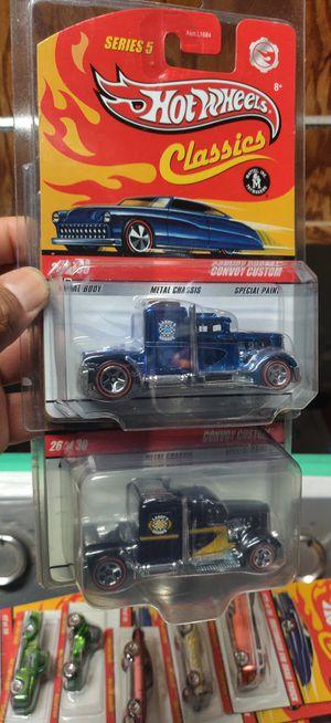 Hot wheels classics convoy custom for Sale in ESCONDIDO, CA