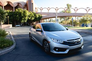 2017 Honda Civic Coupe EX-T for Sale in Tempe, AZ
