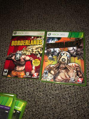 Borderlands 1&2 for Sale in Wichita, KS