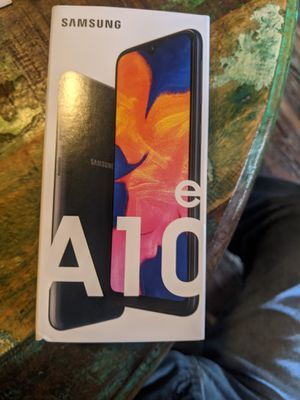 Samsung A10e Cell Phone for Sale in Onalaska, WA