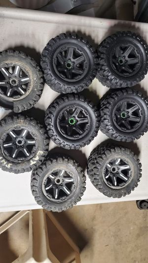 Traxxas revo tire lot for Sale in Midway City, CA