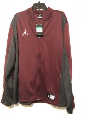 Nike Air Jordan Flight Team Maroon Full-Zip Jacket (924707-669) Men's XL for Sale in Bel Aire, KS