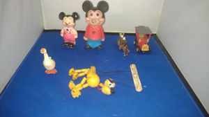VINTAGE DISNEY TOYS ALL FOR 30 for Sale in La Habra Heights, CA