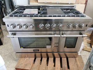 """48"""" Stove kucht Professional Dual Fuel New for Sale in Burbank, CA"""